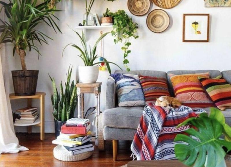 Zo transformeer je je huis in bohemien sferen