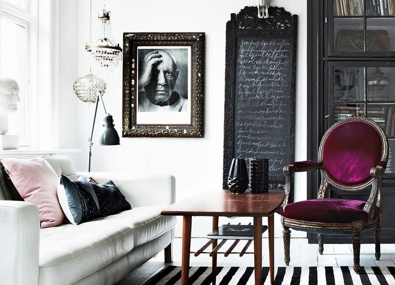 Met deze 5 stappen creëer je een eclectisch interieur