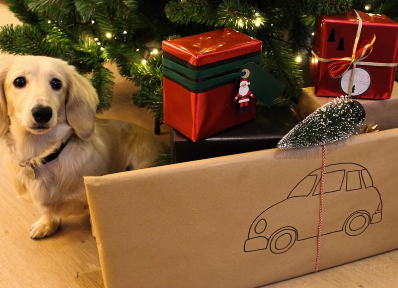 4 leuke en makkelijke manieren om je kerstcadeaus in te pakken