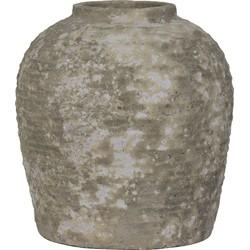 Pot deco BANDAI - keramiek cement