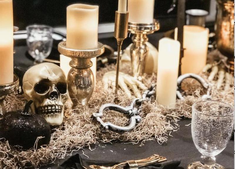 Trick or Treat! Zo decoreer je jouw tafel voor Halloween