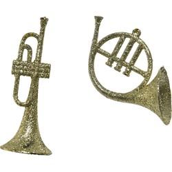 Trompet plc glitter l.goud a2 2st