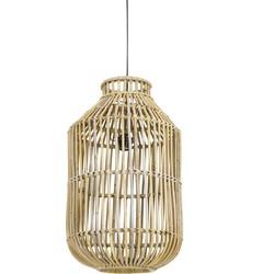 Hanglamp SUNUT - Rotan Bruin