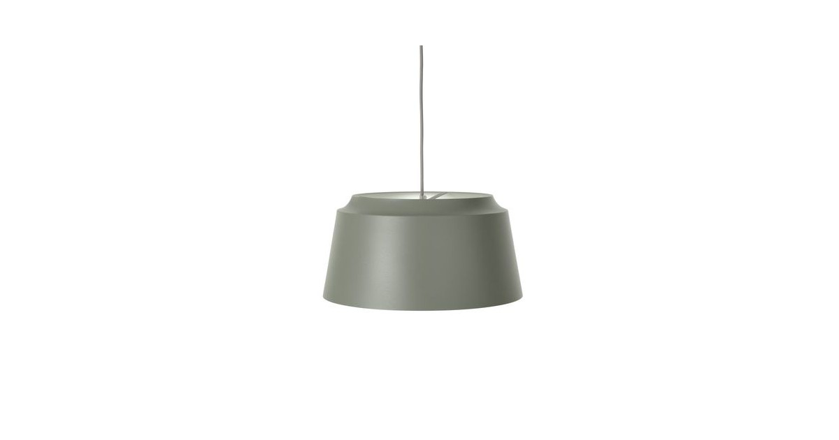 Puik Groove Hanglamp Large - Groen