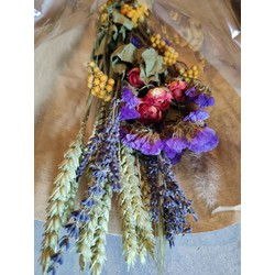 Droogbloemen Bouquet Sara Mixed