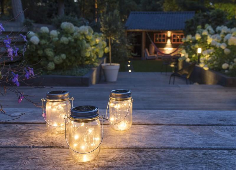 10x lichtsnoeren en lampjes om het buiten gezellig te maken
