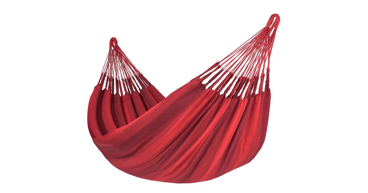 Tropilex Eenpersoons Hangmat Dream rood