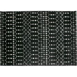 Sansa Vloerkleed Zwart 170x240