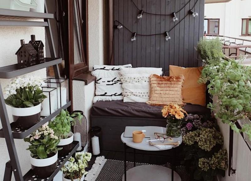 5x ideeën om je balkon op te leuken