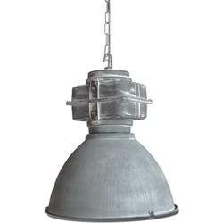 LABEL51 - Hanglamp Heavy Duty 48x48x55 cm - Industrieel - Grijs