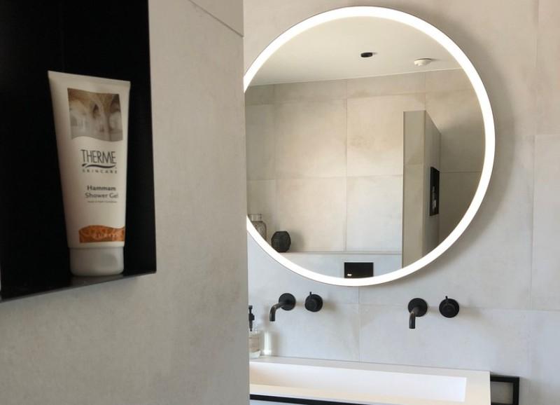 4x opvallende spiegels in de badkamer
