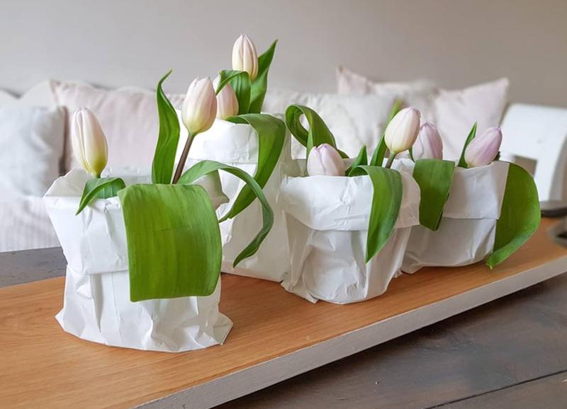 DIY: planten- en bloemenzakjes