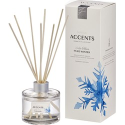 Bolsius Accents Reed Diffuser 100 ml Pure Winter