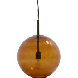 Bold Hanglamp Medium Glas Roest