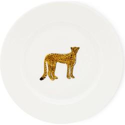 "Fabienne Chapot ""Gebaksbordje Cheetah"" 17cm -"