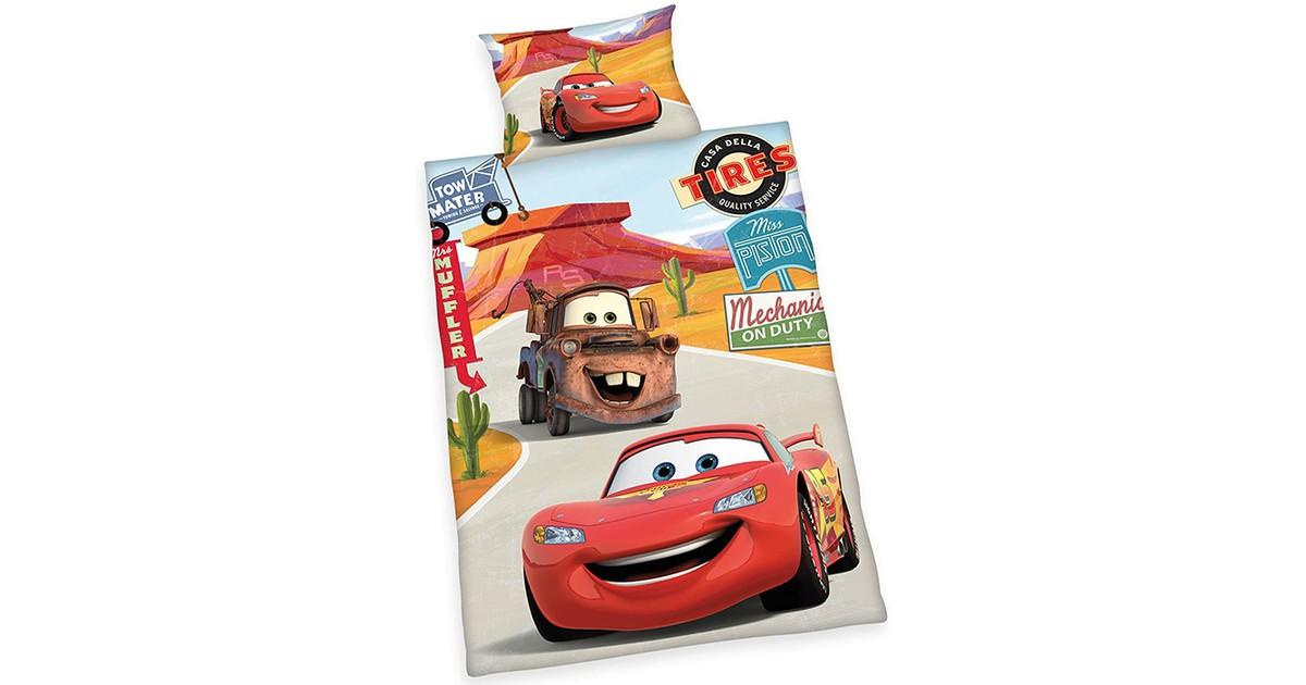 Cars Ledikant Dekbedovertrek Pixar