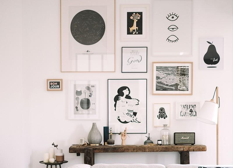 De leukste kunst voor aan de muur