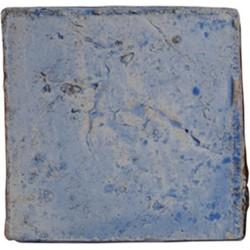 Spaanse vloertegel Terre D'Azur Tierra 10x10cm Blauw