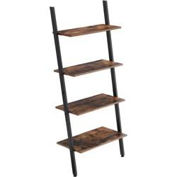 Nancy's Boekenkast - Vintage Kast - Wandplank - Wandkast - Boekenkasten
