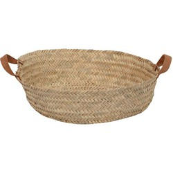Marrakech flat basket S-M - (S) small