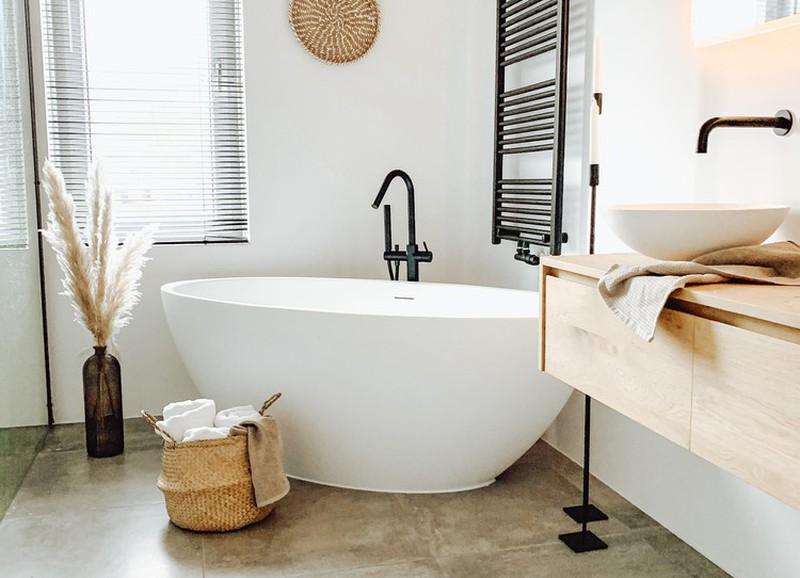 De badkamertrends van 2022 die je niet mag missen