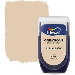 Muurverf Tester Cafe Latte 30 ml