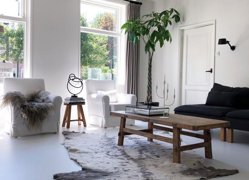 5 Eigenschappen van het Scandinavische interieur van Wonenbydjo