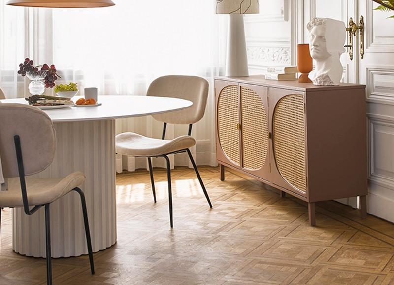 Inspiratie: webbing meubels in het interieur
