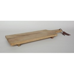 Tapasplank Mangohout 54x16 cm