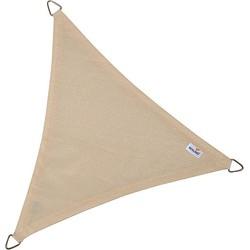 Nesling Coolfit schaduwdoek driehoek 5.0x5.0x5.0m - Gebroken Wit