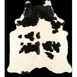 Koehuid Zwart Wit