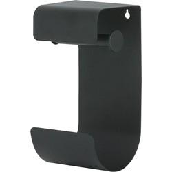 Sealskin Brix toiletrolhouder mat zwart