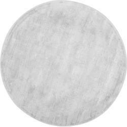 Vloerkleed lichtgrijs ø140 cm GESI