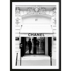 Chanel Store Poster (50x70cm)