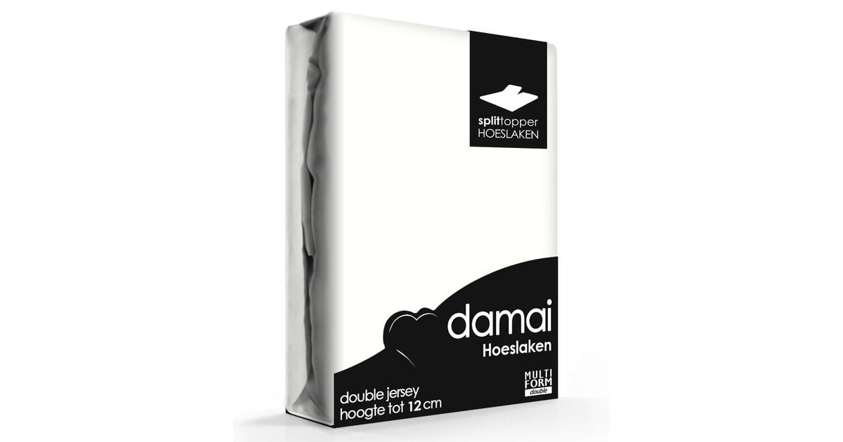 Damai Multiform Double Jersey Splittopper Ivoor-160x200/210cm