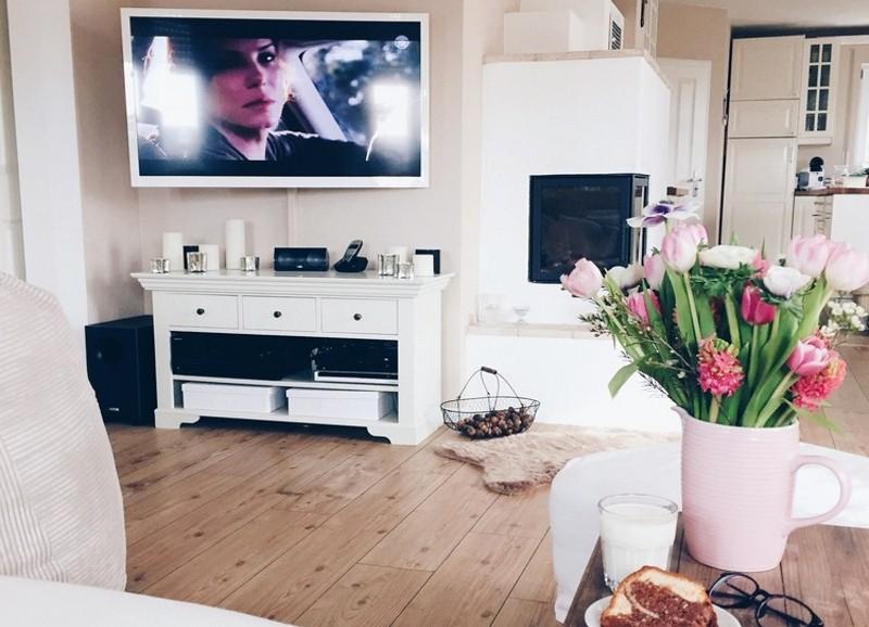 Die schönsten TV-Ecken und Tipps für eure