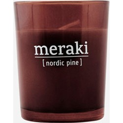 MK, Scented candle, Nordic Pineh: 6.7 cm, dia