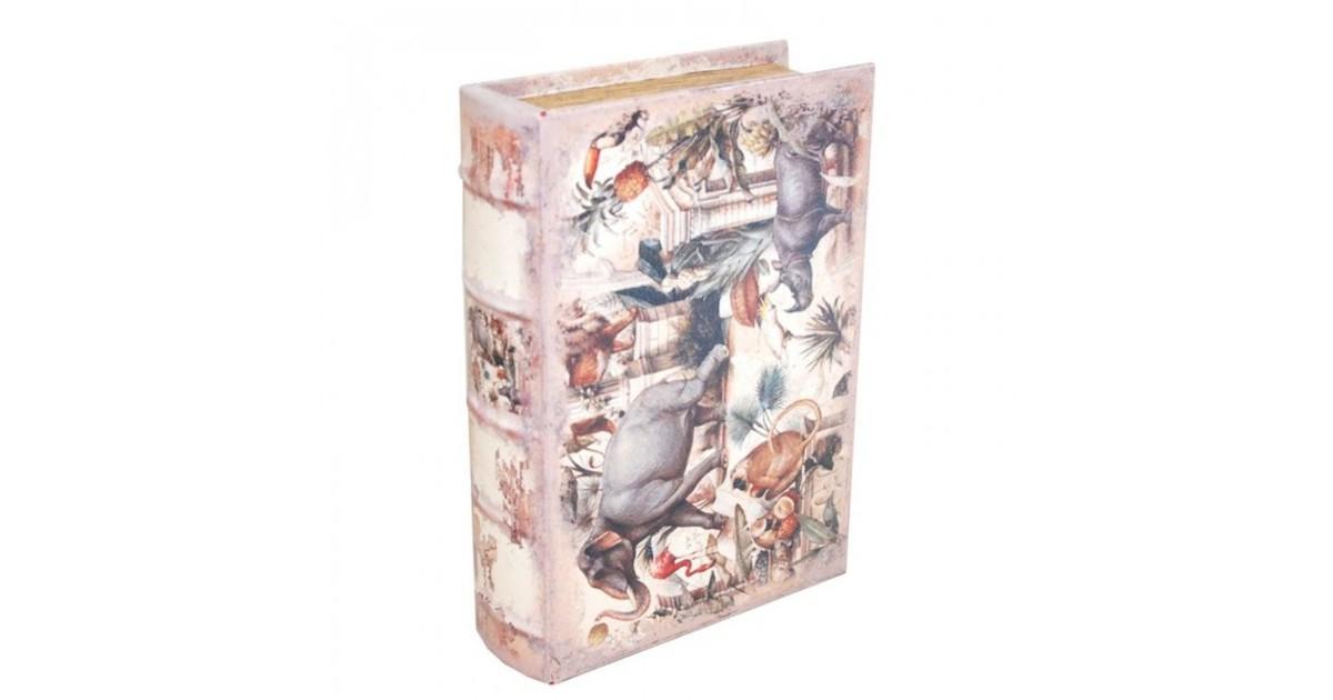 Baroque Collectie Boek doos 23 cm Safari