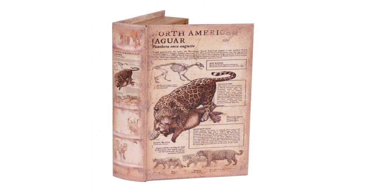 Baroque Collectie Boek doos 23 cm Jaguar