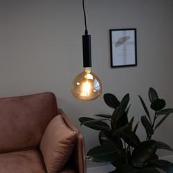 Industriële hanglamp Katie Goud