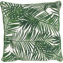 Sierkussen Riva 45x45 cm groen