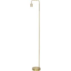 Vloerlamp CODY - mat goud