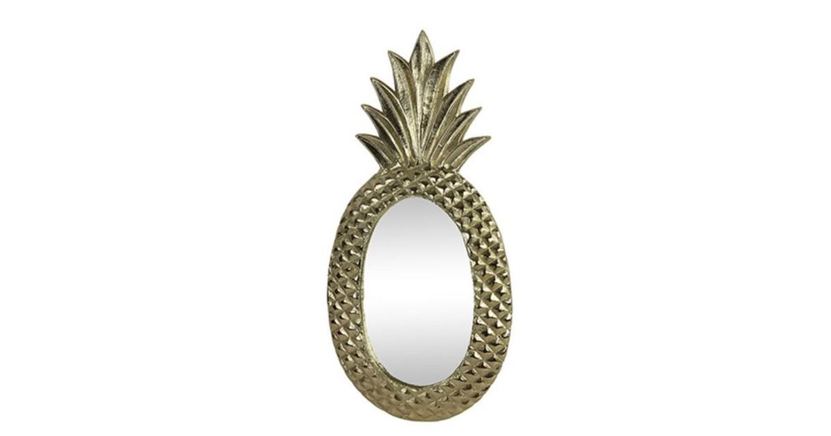 Countryfield Moderne gouden ''Leony'' spiegel S L3xB29xH59  cm online kopen