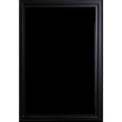 Moderne Baklijst 20x30 cm Zwart - Sarah