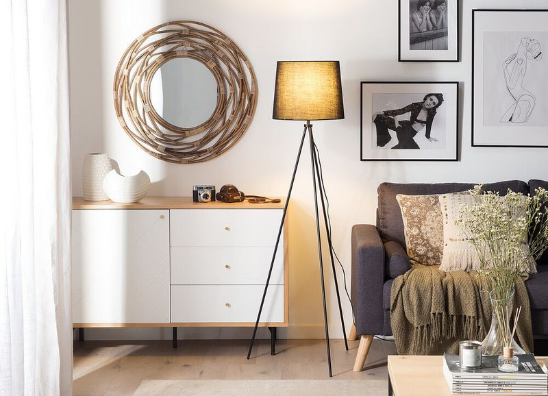 Budget shopping: sfeervolle vloerlampen onder €75