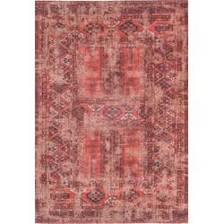 Louis de Poortere Antiquarian 7-8-2 Red 8719 - 170 x 240 cm