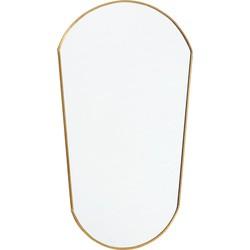 spiegel golden oval 51 x 34