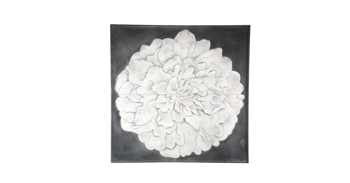 Lorenz White - 121.5 x 4.0 x 121.5 cm