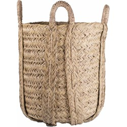 Laundry Basket Seagrass