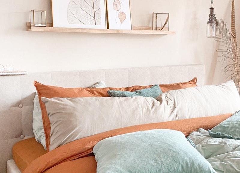 Kleurrijk beddengoed om je slaapkamer nog mooier te maken